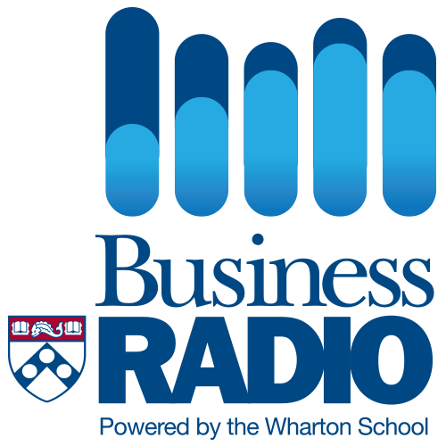 Business radio logo